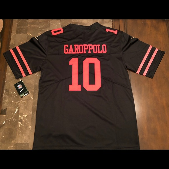 wholesale dealer 1c6bc 34cfe Jimmy Garoppolo 49ers LIMITED Jersey NWT